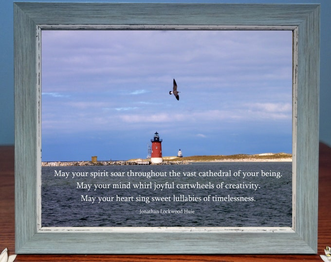 Inspirational Photo Gifts For Home Or Office| May Your Spirit Soar
