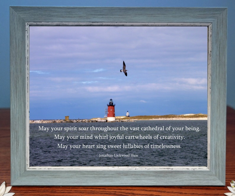 Inspirational Photo Gifts For Home Or Office May Your Spirit image 0
