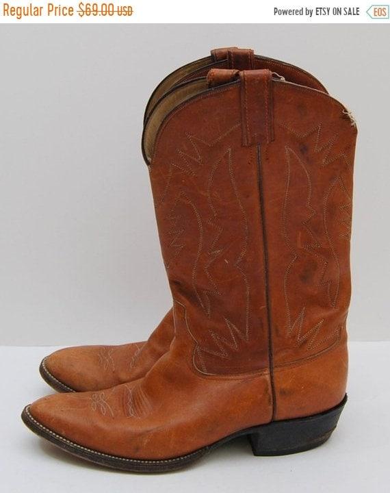 Mens Vintage Boots For Sale