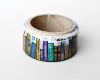 washi tape deco Yano design book washi tape debut series Bookshell 20mm x 5M