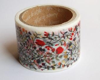 Flower Aimez le style washi tape 38mm x 7M washi masking tape