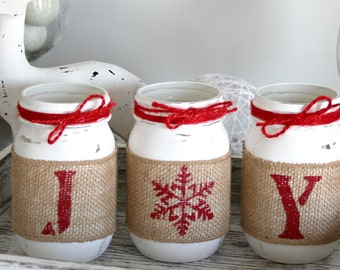 Christmas Table Decor-Christmas in July-Christmas Gift Hostess-Christmas Home Decor-Christmas Table Centerpiece-Christmas Housewarming Gift