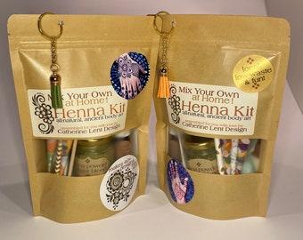 Starter At-Home Henna Kit