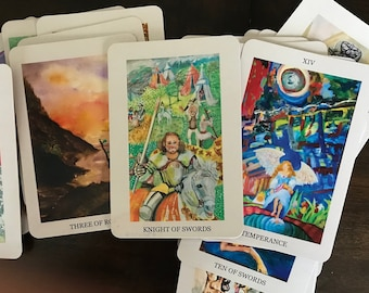 On Sale/Tarot Card Deck