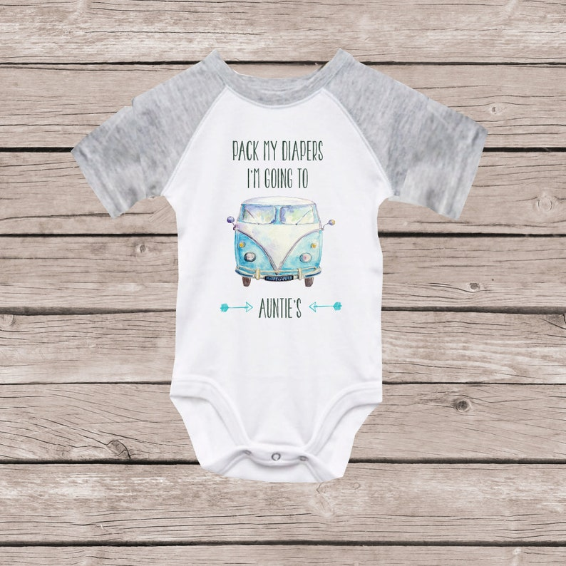 Gift from Aunt Baby Boy Shirt for Nephew Auntie Aunt Shirt Baby Shower Gift Aunt Shirt Gift for Nephew Baby Gift from Aunt