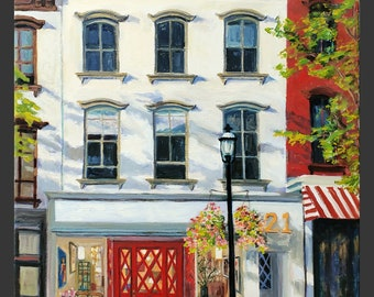 Tarrytown: 21 Main Street, Belkind Bigi