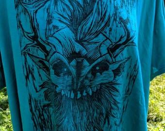 Wild Hunt Printed Tee Shirt