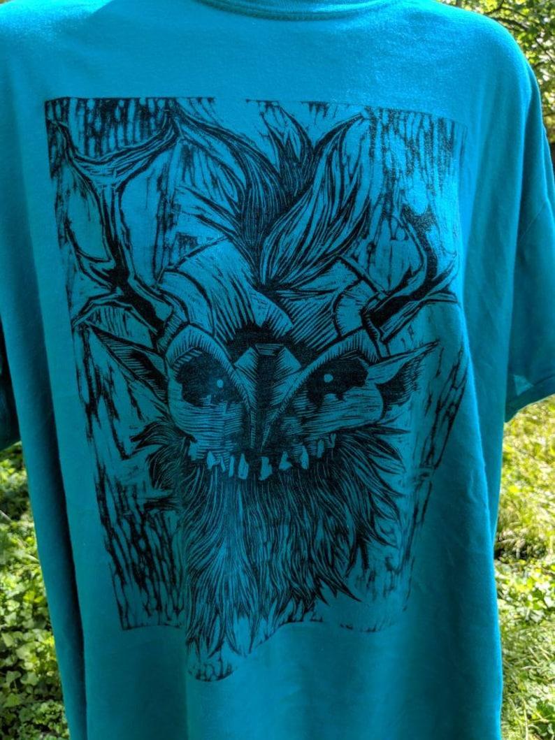 Wild Hunt Printed Tee Shirt image 0