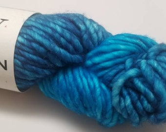 "Moluccan Base: ""Under"" 80/20 SW Merino/ Nylon Yarn, Super Bulky Yarn"