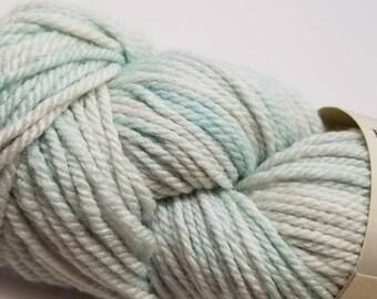 "Eagle Base: ""Soft Ice Blanket"" 50/50 Silk/Merino Wool Yarn, Worsted Weight"