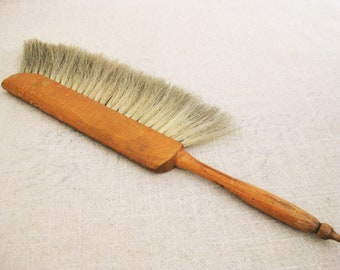 Vintage Desk Brush, Dietzgen Drafting Sweeper, Antique Architects Tools
