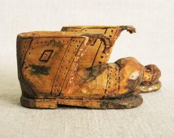 Folk Art Shoes / Boots