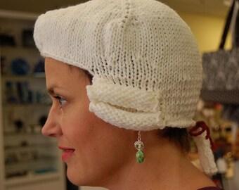 Knit A Powdered Wig  PDF Pattern f4861989e1f