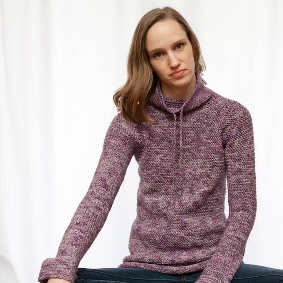 Crochet Sweater Pattern Crochet Pullover Crochet Pattern Etsy