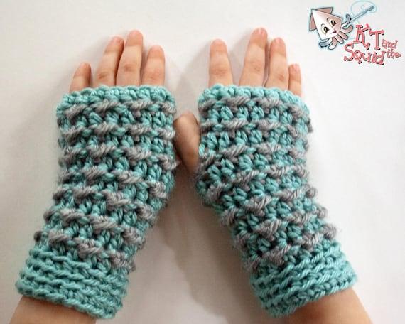 Crochet Pattern Fingerless Glove Pattern Permission To Sell Etsy