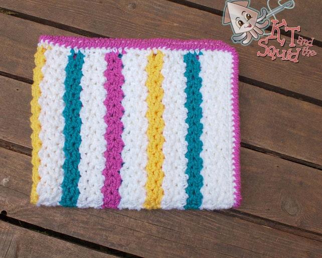 Easy Crochet Afghan Pattern Baby Blanket Pattern Crochet Etsy