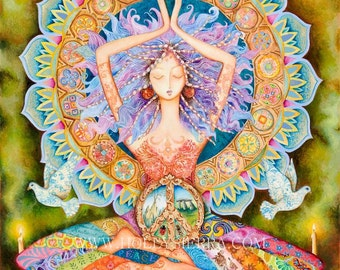 La Paloma - The Yogi Goddess Of Peace