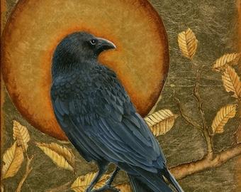 Witness - A Fine Art Greeting Card