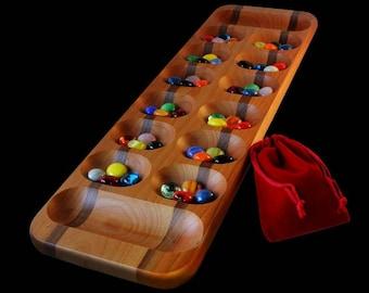 Mancala - African stone game