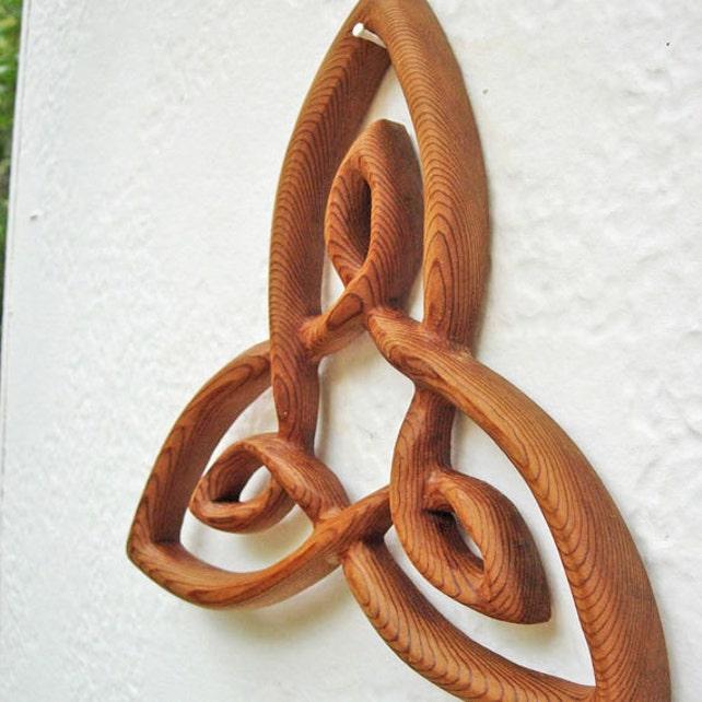 Celtic Knot Of Inner Strength 2nd Law Of The Hermetic Etsy
