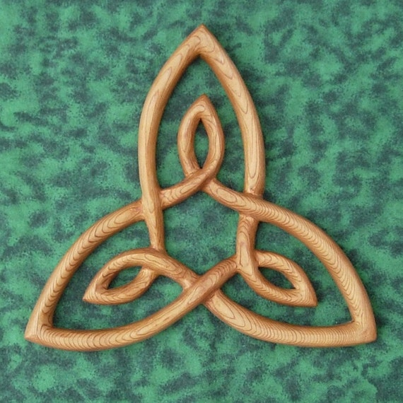 Celtic Knot Of Inner Strength 2nd Law Of The Hermetic Etsy