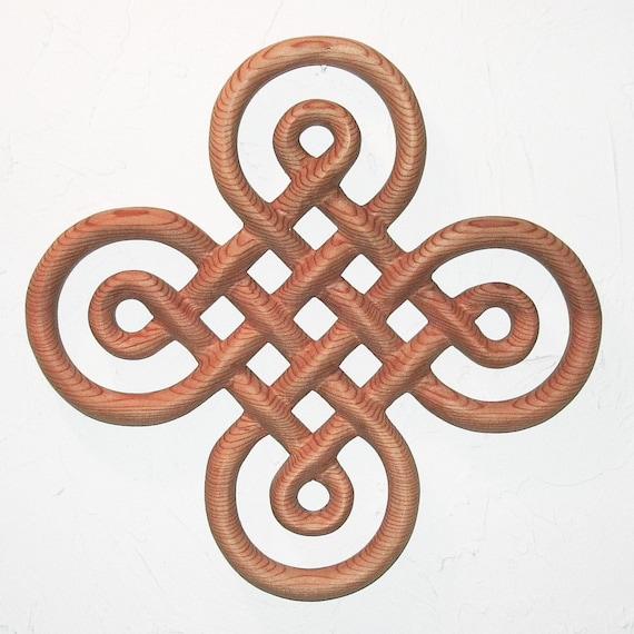 Celtic Knot Of Discovery Book Of Kells Symbol Of Etsy