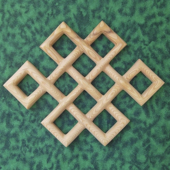 Pan Chang Knot Endless Knot Mystic Knot Etsy