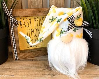 """Wholesale 6 Pack-6"""" Mini Slouch Little Lemon Gnome"""