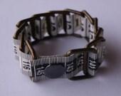 White Bracelet Measure Ta...