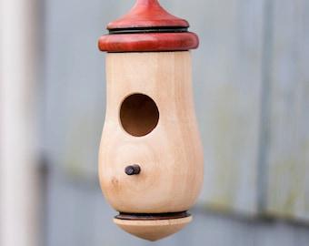 Natural Hummingbird House