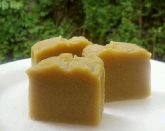 Aloe Buttermilk Calendula Handmade Soap Chunky Guest Bar - Clearance