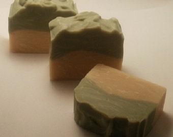 Jasmine Handmade Soap Chunky Guest Bar - Clearance