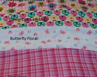 Flannel Fabric Choices