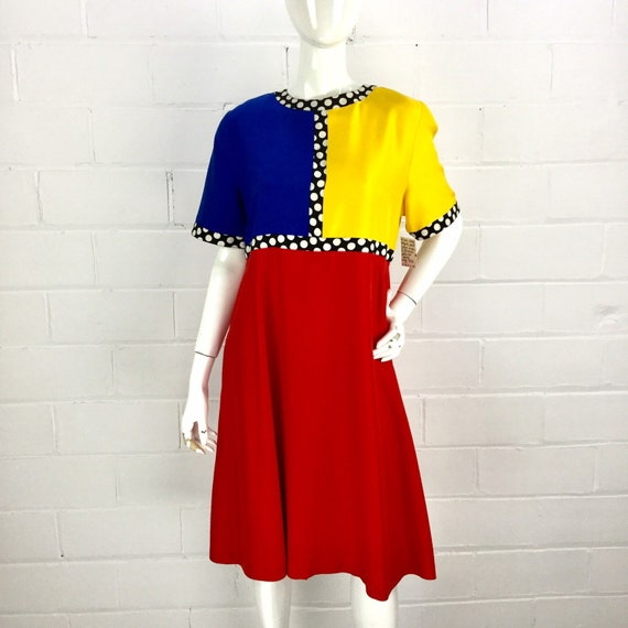 Vintage Late 80s/Early 90s Anne Crimmins For Umi C
