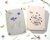 Flower Press, MEADOW Flowers, SECOND SELECTION, Botanical Press, Wooden Flower Press, gardeners gift, School flower press, School enrolment