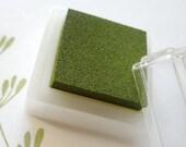 Ink Pad VersaColor Bamboo No. 69, small, Pigment Ink, Acid-free, Stamp Pad, Water-Soluble, Embossing Ink, Multipurpose, Versa Color InkPad