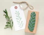Stamp | Climbing plant | ecofriendly | Botanical stamp | Floral Stamp | Plant Stamp | Leaves Stamp | Hand Drawn Stamp | Ecofriendly Stamp