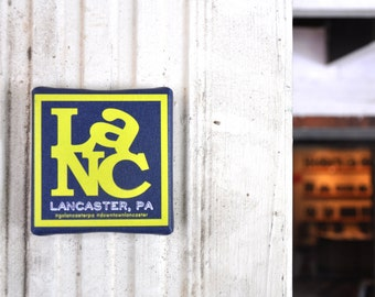 "LANC Canvas Print - 4"" x 4"""