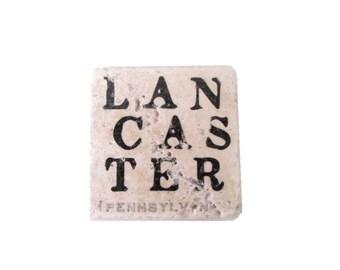 White Lancaster Tile