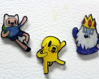 Adventure Time Magnets