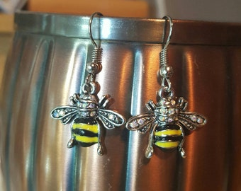 Bee You Earrings