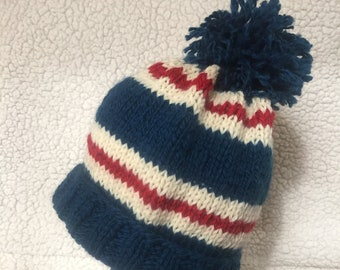 Home Alone Beanie Toboggan Hat- Size Adult 4ec742e32a4