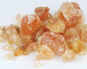 Arabic Gum 1lb, Water Soluble Resin