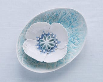 POPPY and LEAF ceramics