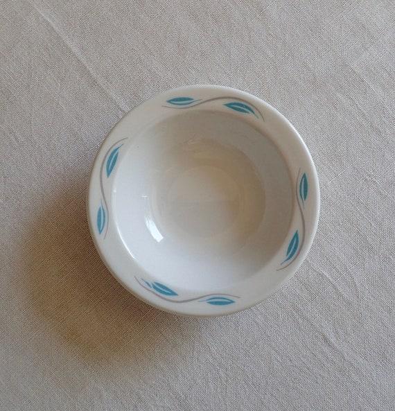 homer laughlin china fruit//pudding bowl restaurant ware