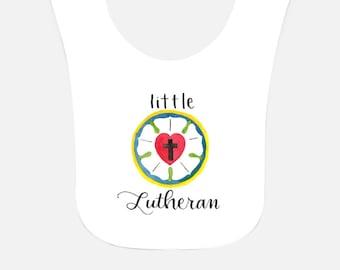 Little Lutheran - bib