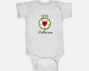 Little Lutheran - onesie