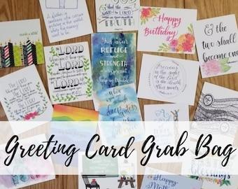Greeting Card Grab Bag