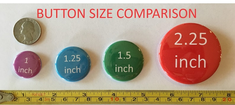 hollow back or magnet buttons pinback 1980/'s love the 80/'s Lot of  20 1 inch 1.25 inch or 1.5 inch  I love the 80/'s flatback