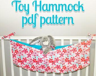 Toy Hammock Pattern